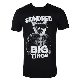 metál póló férfi Skindred - Big Tings - NAPALM RECORDS, NAPALM RECORDS, Skindred