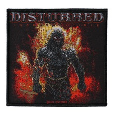 DISTURBED Felvarró - INDESTRUCTIBLE - RAZAMATAZ, RAZAMATAZ, Disturbed
