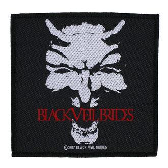 BLACK VEIL BRIDES Felvarró - DEVIL - RAZAMATAZ, RAZAMATAZ, Black Veil Brides