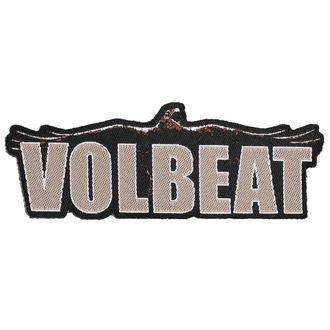VOLBEAT Felvarró - RAVEN LOGO CUT OUT - RAZAMATAZ, RAZAMATAZ, Volbeat