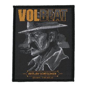 VOLBEAT Felvarró - OUTLAW GENTLEMEN - RAZAMATAZ, RAZAMATAZ, Volbeat