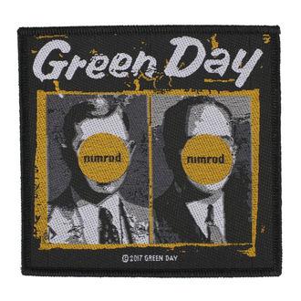 Green Day Felvarró - Nimrod - RAZAMATAZ, RAZAMATAZ, Green Day