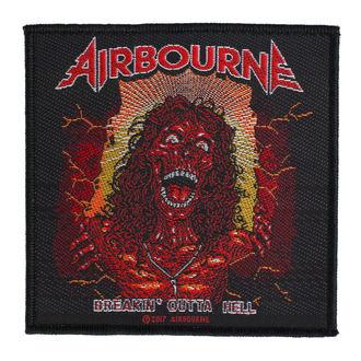 Airbourne Felvarró - Breakin Outa Hell - RAZAMATAZ, RAZAMATAZ, Airbourne