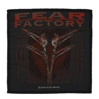 Fear Factory Felvarró - Archetype - RAZAMATAZ, RAZAMATAZ, Fear Factory