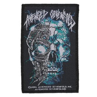 Avenged Sevenfold Felvarró - Biomechanlcal - RAZAMATAZ, RAZAMATAZ, Avenged Sevenfold