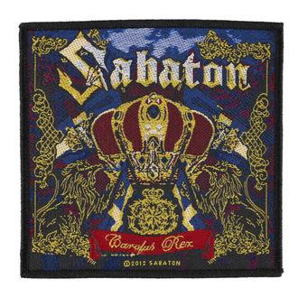 SABATON felvarró - CAROLUS REX - RAZAMATAZ, RAZAMATAZ, Sabaton