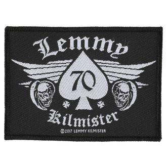 Motörhead felvarró - LEMMY - 70 - RAZAMATAZ, RAZAMATAZ, Motörhead