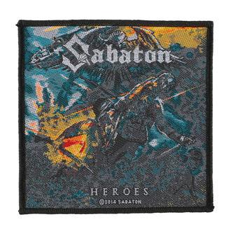 SABATON felvarró - HEROES / SOLIDER - RAZAMATAZ, RAZAMATAZ, Sabaton