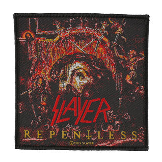 SLAYER felvarró - REPENTLESS - RAZAMATAZ, RAZAMATAZ, Slayer