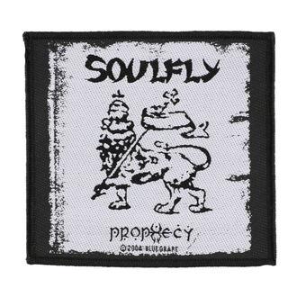 SOULFLY felvarró - PROPHECY - RAZAMATAZ, RAZAMATAZ, Soulfly