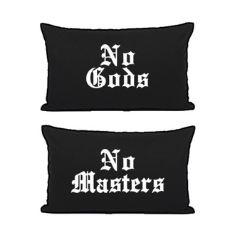 BLACK CRAFT párnahuzat készlet -No Gods / No Masters
