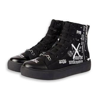 magasszárú cipő unisex - DISTURBIA, DISTURBIA