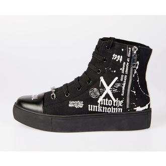 magasszárú cipő unisex - DISTURBIA
