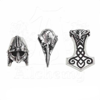 ALCHEMY GOTHIC Haj/ szakáll dekoráció - Norsebraid, ALCHEMY GOTHIC