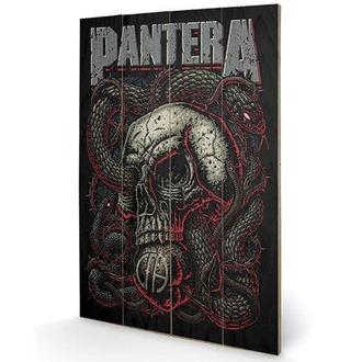 Pantera Fa Festmény - (&&string0&&) - PYRAMID POSTERS, PYRAMID POSTERS, Pantera
