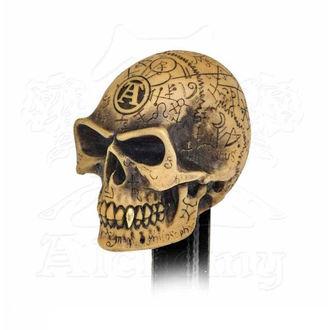 ALCHEMY GOTHIC Sebességváltó foganytú- Omega Skull, ALCHEMY GOTHIC