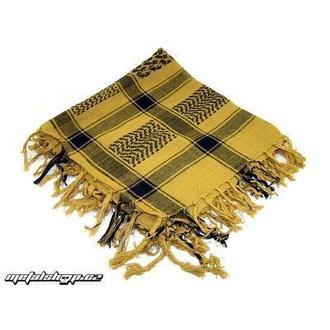 kendő Arafat - palesztina - sötét sárga 1
