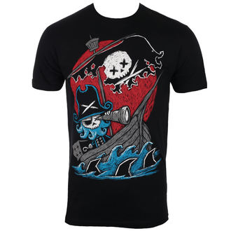 hardcore póló férfi - Phantom Voyage - Akumu Ink, Akumu Ink