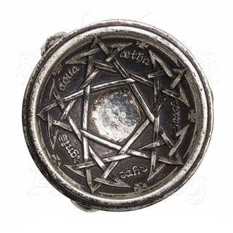 ALCHEMY GOTHIC Tál (dekoráció) - Pentagram, ALCHEMY GOTHIC