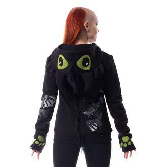 kapucnis pulóver női - DRAGON - CUPCAKE CULT, CUPCAKE CULT