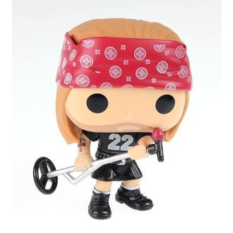 Guns N' Roses szobrocska  - Axl Rose - SÉRÜLT, Guns N' Roses