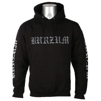 kapucnis pulóver férfi Burzum - FILOSOFEM LOGO 2018 - PLASTIC HEAD, PLASTIC HEAD, Burzum