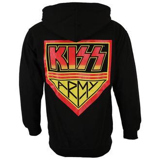kapucnis pulóver férfi Kiss - ARMY - PLASTIC HEAD, PLASTIC HEAD, Kiss
