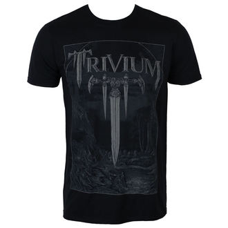 metál póló férfi Trivium - BATTLE - PLASTIC HEAD, PLASTIC HEAD, Trivium