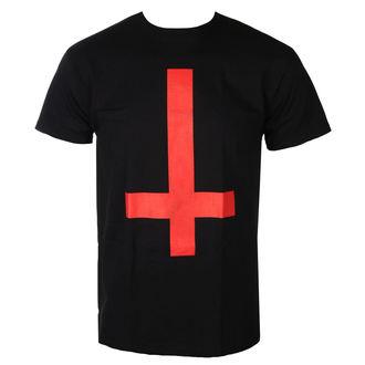 póló férfi - 1 simple red -