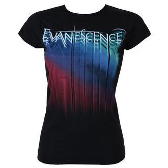 tričko dámské EVANESCENCE - TOUR LOGO - PLASTIC HEAD, PLASTIC HEAD, Evanescence