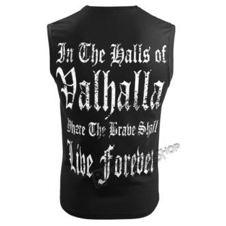 VICTORY OR VALHALLA Férfi felső - INVADER, VICTORY OR VALHALLA
