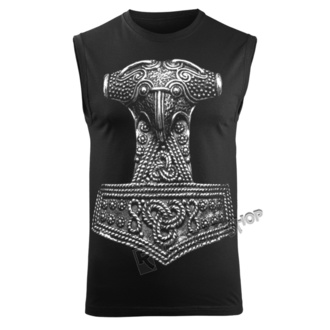 VICTORY OR VALHALLA Férfi felső - THOR'S HAMMER, VICTORY OR VALHALLA