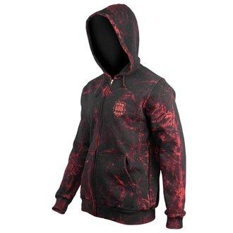 kapucnis pulóver férfi - TEAM SATAN - AMENOMEN, AMENOMEN