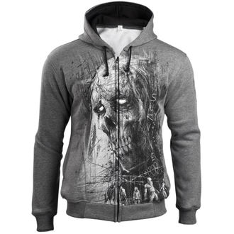 kapucnis pulóver férfi - Zombie Defand Surive - ALISTAR, ALISTAR