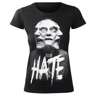hardcore póló női - HATE - AMENOMEN, AMENOMEN