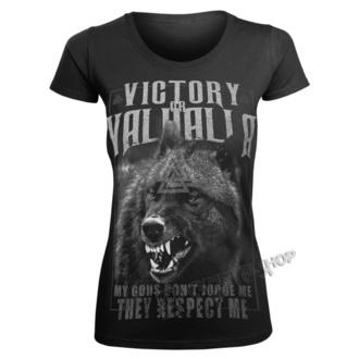 póló női - MY GODS... - VICTORY OR VALHALLA, VICTORY OR VALHALLA