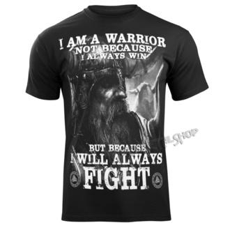 póló férfi - I AM A WARRIOR - VICTORY OR VALHALLA, VICTORY OR VALHALLA