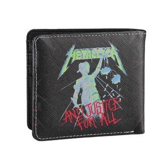 Metallica Pénztárca - And Justice For All, NNM, Metallica