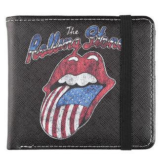 Rolling Stones Pénztárca - USA, NNM, Rolling Stones