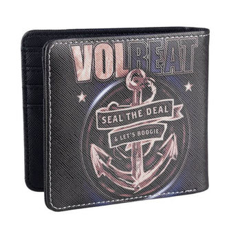 Volbeat Pénztárca - Seal The Deal, NNM, Volbeat