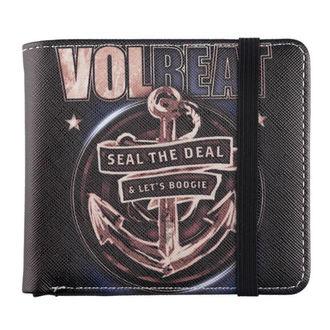 Volbeat Pénztárca - Seal The Deal, NNM, Volbeat