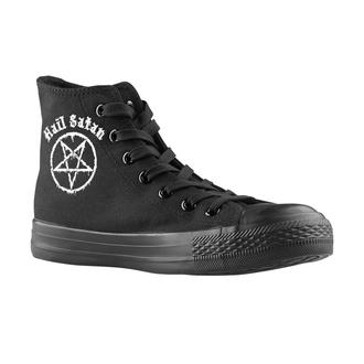 magasszárú cipő unisex - Hail Satan - AMENOMEN, AMENOMEN