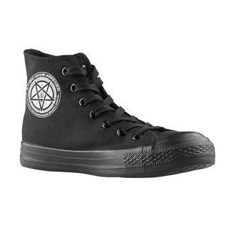 magasszárú cipő unisex - Pentagramus - AMENOMEN, AMENOMEN