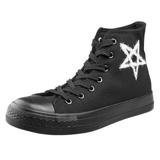 magasszárú cipő unisex - Pentagram - AMENOMEN, AMENOMEN