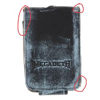 ügy nak nek MP3 játékos Megadeth - BIOWORLD - SÉRÜLT, BIOWORLD, Megadeth
