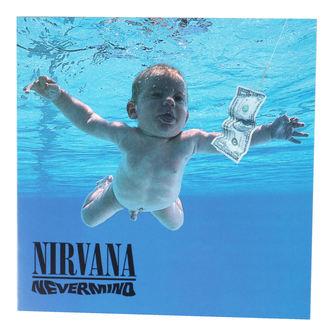 Nirvana Üdvözlőkártya - ROCK OFF, ROCK OFF, Nirvana