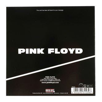 Képeslap Pink Floyd - ROCK OFF, ROCK OFF, Pink Floyd