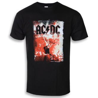 metál póló férfi AC-DC - Live Canons - ROCK OFF, ROCK OFF, AC-DC