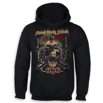 kapucnis pulóver férfi Black Sabbath - Bloody Sabbath 666 - ROCK OFF, ROCK OFF, Black Sabbath