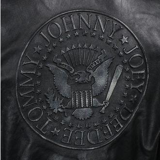 bőrdzseki Ramones - BLACK - NNM - EMPB-18-MSJ-06